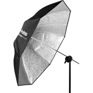 "Profoto Umbrella Shallow Silver M (105cm/41"")"