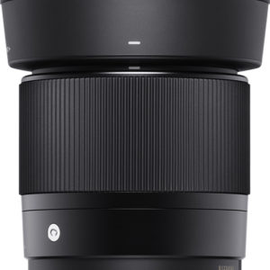 Sigma Sony-E 30mm F1.4 front