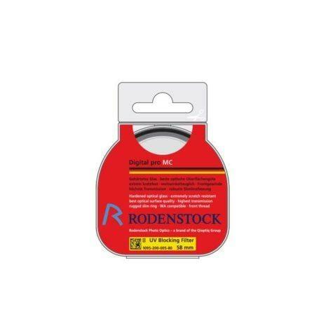Rodenstock Digital Vario ND Extended 62mm filtteri