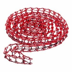 Manfrotto Expan 091MC Metalliketju, punainen