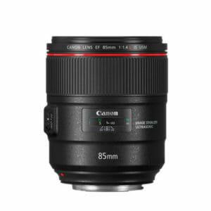 Canon EF 85mm f/1.4L IS USM Objektiivi