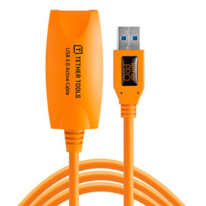 Tether Tools USB 3.0 aktiivinen jatkokaapeli 4,9m