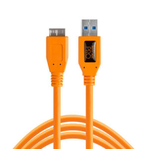 Tether Tools USB 3.0 Micro-B kaapeli 4,6m