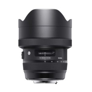 Sigma Art EOS 12-24mm f/4 A DG HSM, Canon