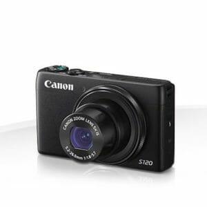 Canon PowerShot S120 Kompaktikamera