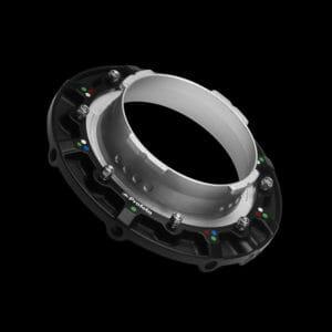 Profoto RFi speedring adapter Multiblitz Varilux