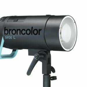 Broncolor Siros 400 L Wifi/RFS2.1 akkusalamalaite