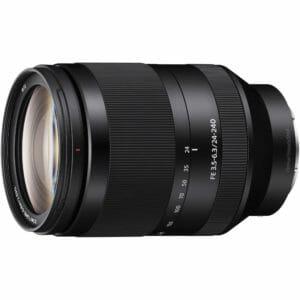 Sony FE 24-240mm f/3,5-6,3 OSS objektiivi