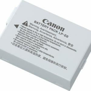 Canon LP-E8 Akku (650D)