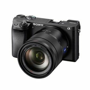 Sony a6300 kamera + 16-70mm F4 Kit
