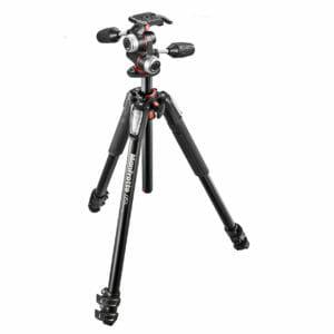 Manfrotto MK055XPRO3-3-Way Head Kamerajalusta+Kinopää
